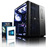 VIBOX Legend 17 Gaming PC con Juegos War...