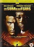 Sum Of All Fears Dvd [Edizione: Regno Unito] [Edizione: Regno Unito]