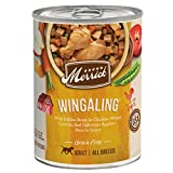 Merrick Grain Free Wet Dog Food Wingaling - (12) 12.7 oz. Cans