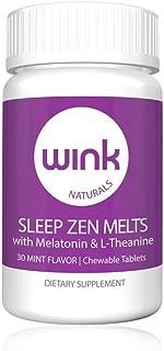 wink zen melts