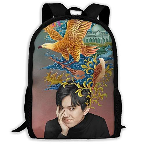 Tasche für 16 cm x 28 cm x 43 cm Schulrucksack, Colleg-Rucksack, Schultertasche, Laptop-Rucksack