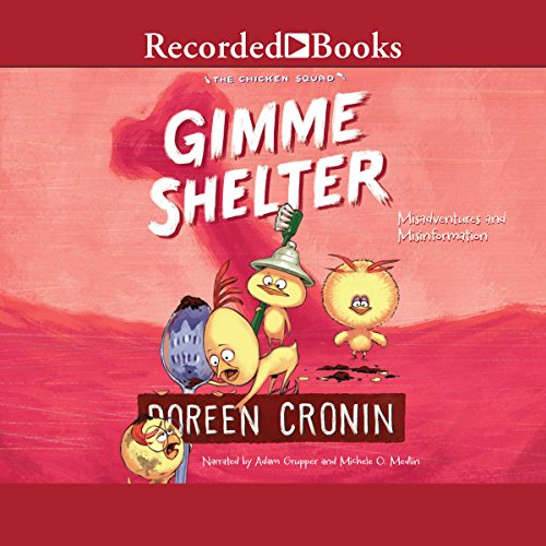Gimme Shelter audiobook cover art