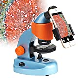 Gosky GOMC005 Microscope Science Kit for Kids with...