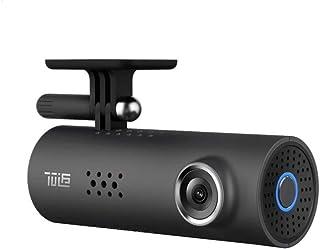 70mai Car Driving Recorder Dash Camera Full HD Smart Car DVR Night Version WiFi Wireless Dash Cam G-Sensor Dashcam (70mai 1S)
