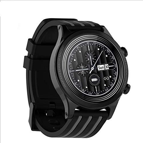 JIAJBG el Reloj de Manera Inteligente, Rastreador de Ejercicios Reloj Y la Pulsera Del Ritmo Cardíaco Impermeable Bluetooth Smartwatch Deportivos Rastreador Inteligente, Conveniente