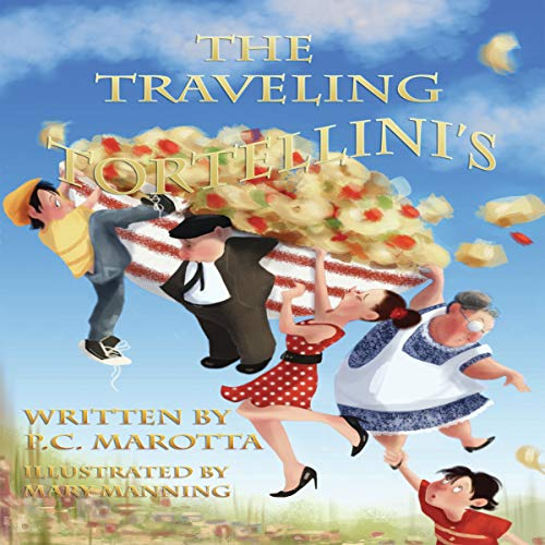 The Traveling Tortellinis cover art