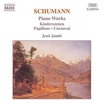 Schumann, R.: Kinderszenen / Papillons / Carnaval