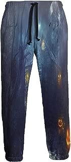 Sweatpants Amazing Halloween Men's Trousers Durable Hip Hop Pants Sportswear with Pockets