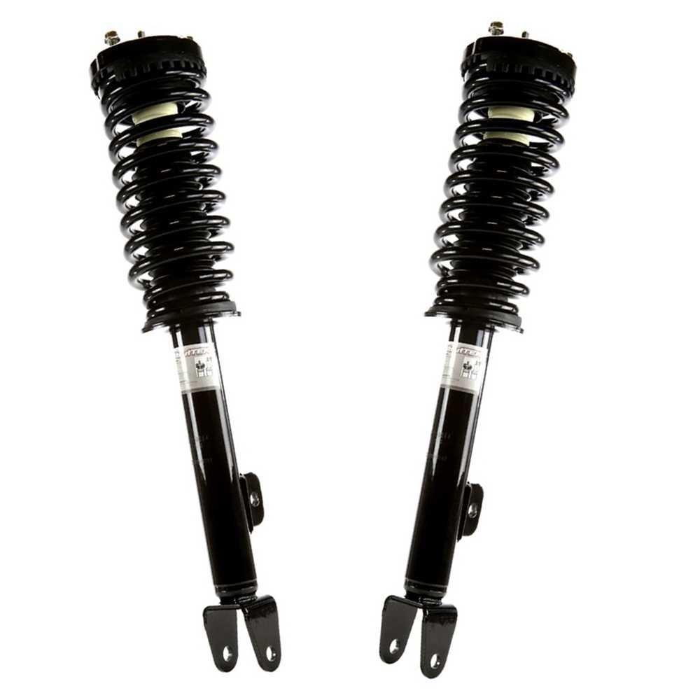 Prime Choice Auto Parts CST100375PR Front Pair of Complete Struts