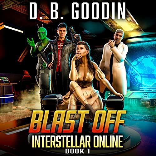 Blast Off cover art