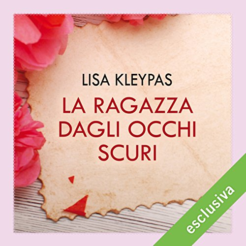 La ragazza dagli occhi scuri (Travis family 4) audiobook cover art