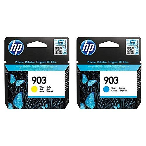 HP T6L95AE - Cartucho de Tinta + T6L87AE - Cartucho de Tinta