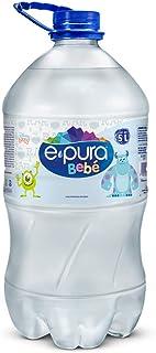 Epura Bebé, Agua Natural para Bebé sin Sodio en Bidón PET de 5 Litros