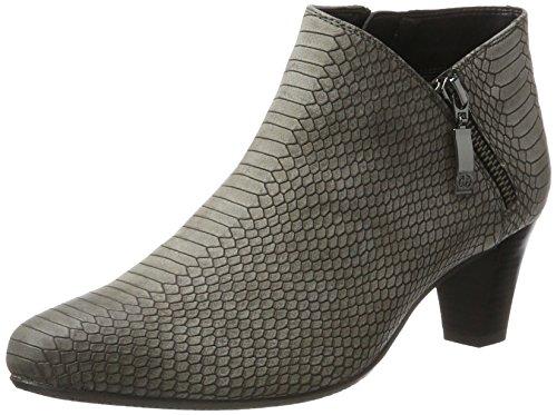 Gerry Weber Shoes Damen Lena 07 Stiefeletten, Grau (Grau 710), 37 EU