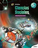 Ciencias Sociales 5º Primaria (Asturias) (Superpixépolis) - 9788426393869