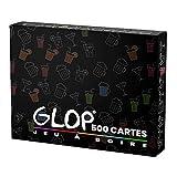Glop 500 Cartes - Inclut l'App - Jeu Alcool - Jeux de Soirée - Jeux de Société Adulte - Jeux à Boire - Jeux de Cartes - Idée Cadeau Original