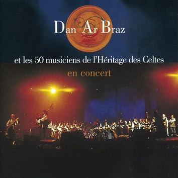 Dan Ar Braz Et Les 50 Musiciens de l'Héritage des Celtes en Concert