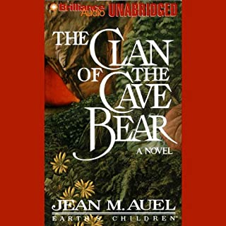The Clan of the Cave Bear cover art