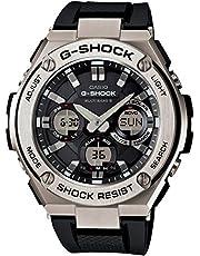[カシオ] 腕時計 ジーショック G-STEEL 電波ソーラー GST-W110-1AJF ブラック