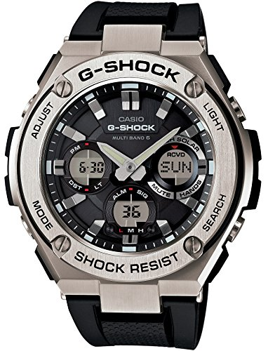 CASIO G-SHOCK G-STEEL GST-W110-1AJF