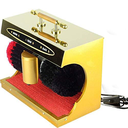 Pulidor eléctrico de zapatos, sensor automático Pasillo de