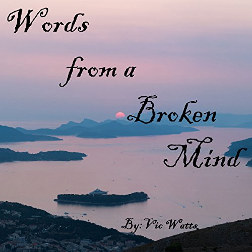 Words from a Broken Mind audiobook cover art