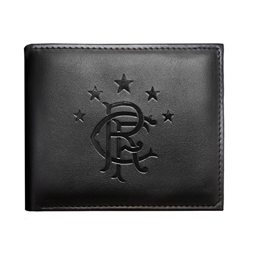 Rangers FC Official Football Gift Embossed Crest Money Wallet
