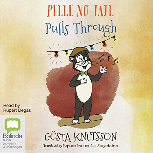 Pelle No-Tail Pulls Through audiobook cover art