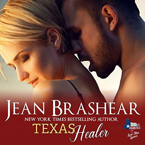 Texas Healer audiobook cover art