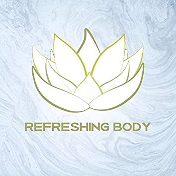 Refreshing Body - Visit to the Spa, Magnificent Luxury, Purification by Sound, Music Calms, Gentle Massage