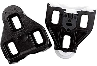 LOOK Cycle Delta Road Cleat Black 0 Degree, One Size