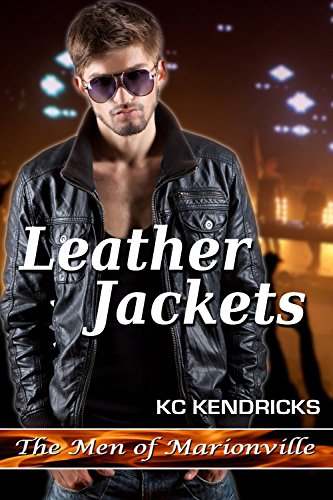Leather Jackets (The Men of Marionville Book 6) (English Edition)