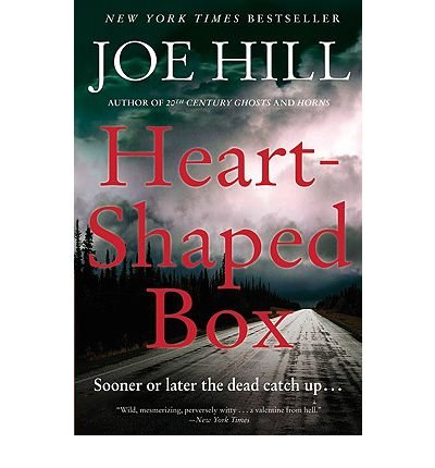 Heart-Shaped Box[ HEART-SHAPED BOX ] By Hill, Joe ( Author )Jan-01-2010 Paperback