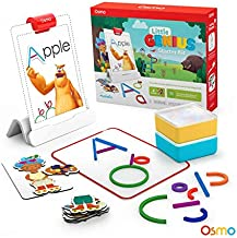Osmo - Little Genius Starter Kit for iPad - 4 Hands-On...