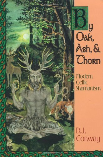 By Oak, Ash, & Thorn: Modern Celtic Shamanism (Llewellyn's Celtic Wisdom)