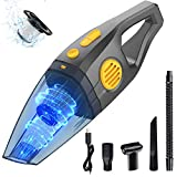 Portable Cordless Handheld Vacuum Cleaner, Benefast 150W High Power, 8000PA Strong Suction, Wet & Dry Use, 2 Modes for House, Car, Office