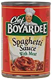 Chef Boyardee Spaghetti Sauce With Meat (Pack - 6)