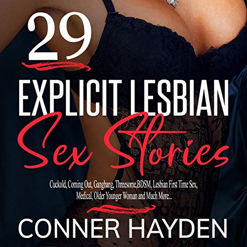 『29 Explicit Lesbian Sex Stories』のカバーアート