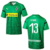 PUMA BMG Borussia MÖNCHENGLADBACH Trikot 3rd Herren 2018/2019 - STINDL 13, Größe:M