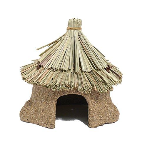 Rosewood 19903 Boredom Breaker Hütte zum Annagen und Spielen für Kleintiere, S