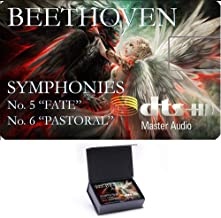 Beethoven Symphonies 5'Fate'&6 - High Definition Music Card