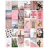 Aesthetic VSCO Wand-Collage-Set, 30-teiliges Set, 10,2 x