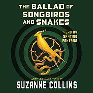 The Ballad of Songbirds and Snakes cover art