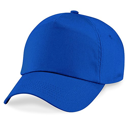DASHOP Casquette Bleu Royal