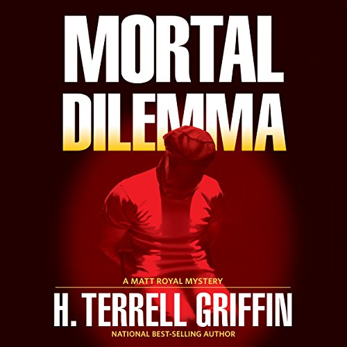 Mortal Dilemma audiobook cover art