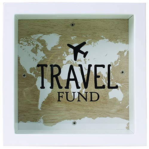 Splosh Change Box Coin Money Savings Fund Jar Container for Dream...