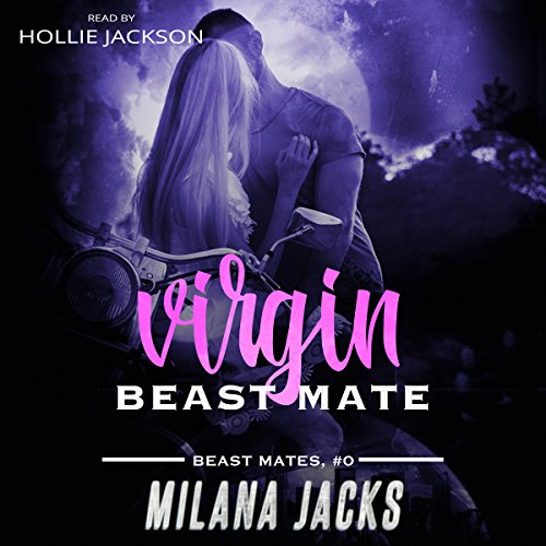 Virgin Beast Mate audiobook cover art