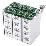 NESSCAP 16V 583F Super Capacitor Battery 3500farad car Audio Amplifier 12V Solar Power System Home Battery Pack