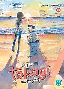Quand Takagi me Taquine Edition simple Tome 13