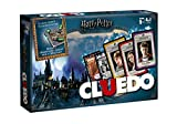 Cluedo de El Mundo de Harry Potter Edición Especial con mágico extras.Detective parte (lo mismo Juego en nuevo diseño)